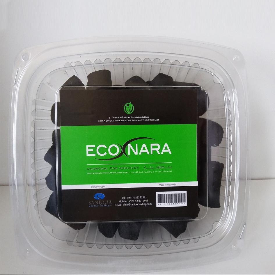 EcoNara 550 g Finger of Coconut Charcoal – Saniour